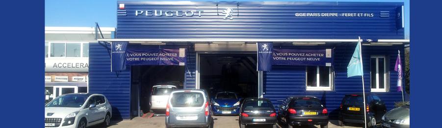garage paris dieppe accueil